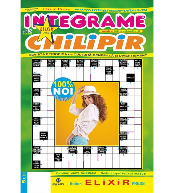 Integrame Chilipir nr 182