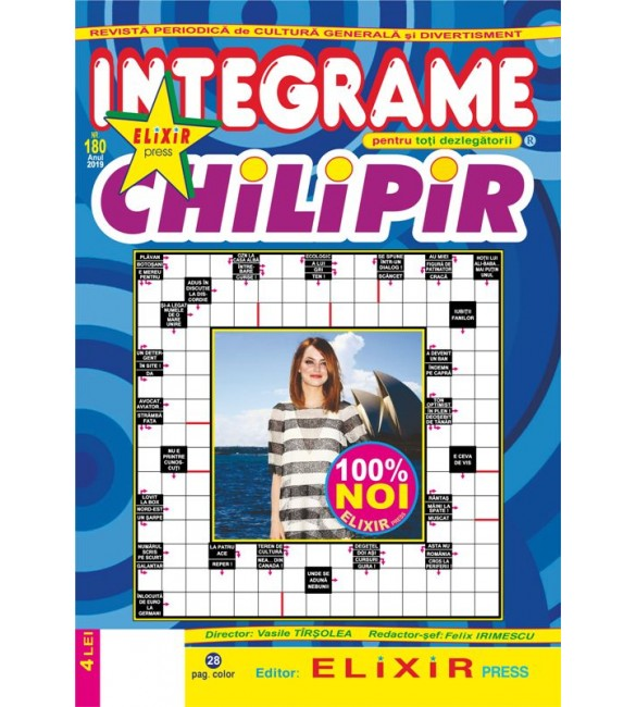 Integrame Chilipir nr 180