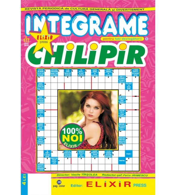 Integrame Chilipir nr 177