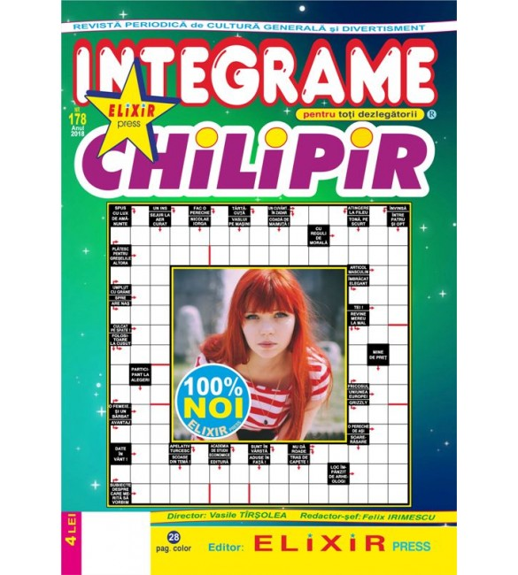 Integrame Chilipir nr 178