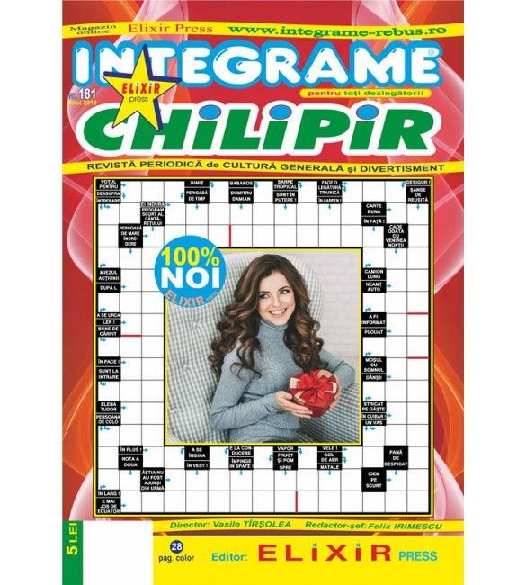 Integrame Chilipir nr 181